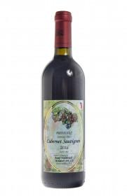Červené suché víno, Vinařství Josef Valihrach Cabernet Sauvignon 2016 zemské, 12% obj., 0.75 l