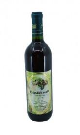 Červené suché víno, Vinařství Josef Valihrach Rulandské modré 2012, 11.5% obj., 0.75 l