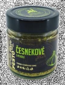 Česnekové pesto s petrželí, Hradecké delikatesy, 170 g