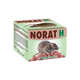 Deratizační nástraha na potkany, PelGar NORAT H, granule, balení 2 x 60 g