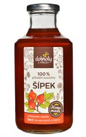 Domácí bylinný sirup, Dobroty z přírody Šípek, 500 ml