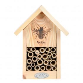 Dřevěný hotel pro včely, Esschert Design Dům, přírodní