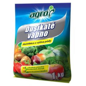 Dusíkaté vápno Agro, balení 1 kg