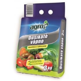 Dusíkaté vápno Agro, balení 3 kg