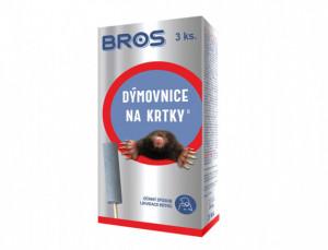 Dýmovnice na KRTKY, Bros, balení 3 ks