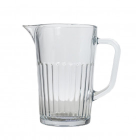 Džbán na vodu, Mica AQUA, skleněný, objem 1.2 l