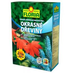 FLORIA hnojivo OM okrasné dřeviny 2,5 kg