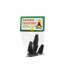František, 22x42mm, černá, balení 5ks