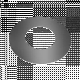 Grilovací rošt na kulaté ohniště, Esschert Design, průměr 81 cm, nerezové