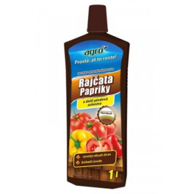 Hnojivo kapalné rajčata a papriky 1l
