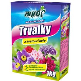 Hnojivo na TRVALKY, Agro, balení 1 kg