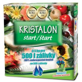 Hnojivo pro počátěční růst, Agro Kristalon START, balení 0.5 kg