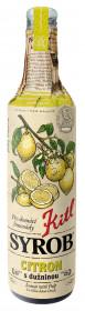 Hustý ovocný sirup, Kitl Syrob Citron s dužninou, 500 ml