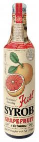 Hustý ovocný sirup, Kitl Syrob Grapefruit s dužninou, 500 ml