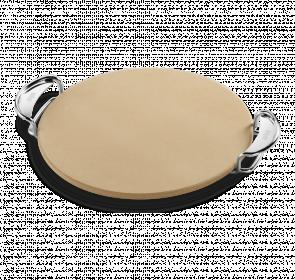 Kámen na pizzu s madly systém Gourmet BBQ