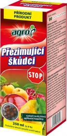 Kapalné hnojivo PŘEZIMUJÍCÍ ŠKŮDCI, Agro, balení 250 ml