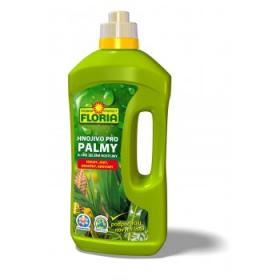 Kapalné hnojivo pro PALMY a ZELENÉ ROSTLINY, Floria, balení 1 l