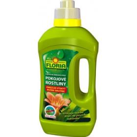 Kapalné hnojivo pro pokojové rostliny proti smutnicím, Floria, balení 0.5 l