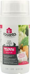 Kapalné listové hnojivo Rosteto WUXAL SULFUR, balení 250 ml