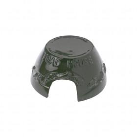 Keramický úkryt pro žáby, Esschert Design, zelený