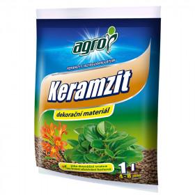 Keramzit Agro, velikost 4 - 8 mm, balení 1 l