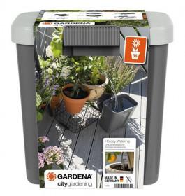 Kompletní samozavlažovací sada Gardena, objem zásobníku 9 l
