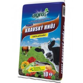 Kravský hnůj Agro, balení 10 kg