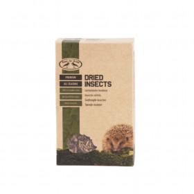 Krmivo pro ježky, Esschert Design, sušený hmyz 250 g