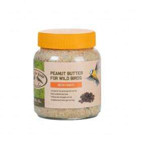 Krmivo pro ptáky, Esschert Design Burákové máslo s ovocem, 340 g