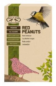 Krmivo pro ptáky, Esschert Design Červené arašídy, 750 g