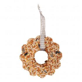Krmivo pro ptáky, Esschert Design květ, 7 - 10 cm, lisovaný ptačí zob