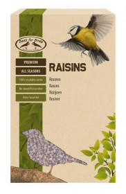 Krmivo pro ptáky, Esschert Design Rozinky, 600 g