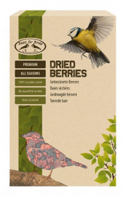 Krmivo pro ptáky, Esschert Design Sušené bobule, 250 g
