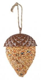 Krmivo pro ptáky, Esschert Design Žalud, lisovaný ptačí zob