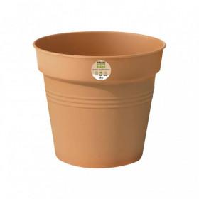 Květináč Green Basics living terakotový průměr 19cm