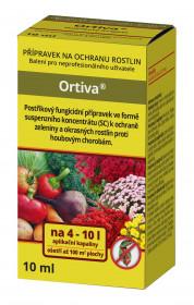 Likvidátor houbových chorob, ORTIVA, balení 10 ml