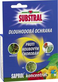Likvidátor houbových chorob, Substral SAPROL, balení 30 ml