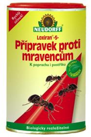 Likvidátor mravenců, Neudorff LOXIRAN S, balení 100 g
