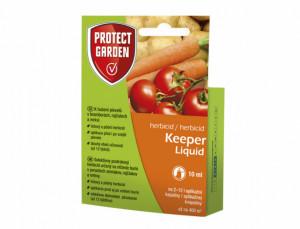 Likvidátor plevele, Bayer Garden KEEPER LIQUID, balení 10 ml