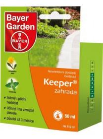 Likvidátor plevele, Bayer Garden KEEPER ZAHRADA, balení 50 ml