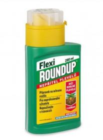 Likvidátor plevele, ROUNDUP FLEXI, koncentrát, balení 280 ml