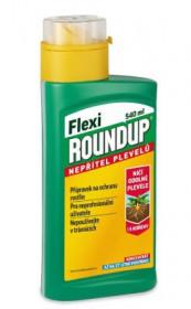 Likvidátor plevele, ROUNDUP FLEXI, koncentrát, balení 540 ml