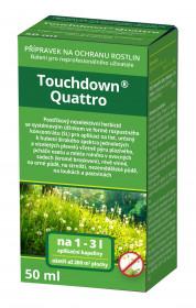 Likvidátor plevele, TOUCHDOWN QUATTRO, balení 50 ml