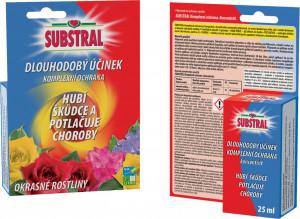 Likvidátor škůdců a chorob, Substral CAREO A SAPROL 2v1 KOMPLEX, koncentrát, balení 25 ml