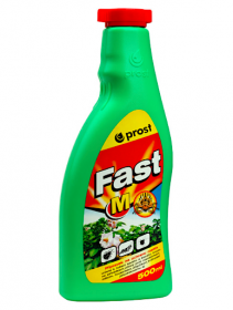 Likvidátor škůdců, Prost FAST M, náplň, balení 500 ml