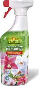 Listová výživa pro ORCHIDEJE, Floria, balení 500 ml