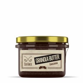 Máslo oříškové granola butter 190g