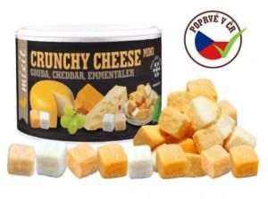 Mix křupavých sýrů, Mixit CRUNCHY CHEESE, dóza, 135 g