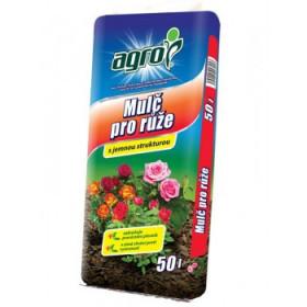 Mulčovací kůra pro RŮŽE, Agro, balení 50 l