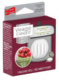 Náhradní náplň Charming Scents, Yankee Candle Black Cherry, provonění až 30 dní